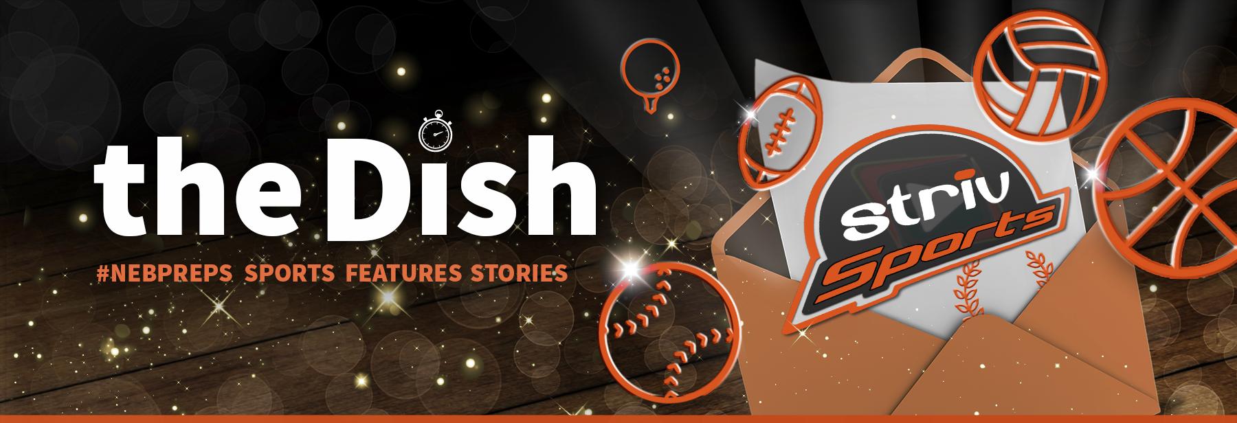 Striv Sports The Dish ENewsletter Banner-V1
