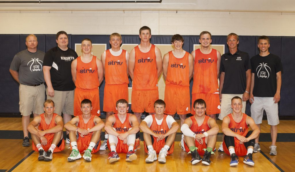 2016 Striv All-Star Boys Orange Team Small